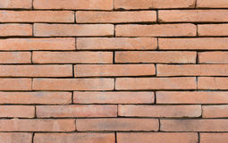 Molder wall brick background. Molder wall brick taxtures background Royalty Free Stock Photography