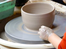 Molding clay Stock Photography
