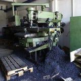 Molding machine Royalty Free Stock Photos