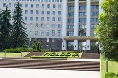 Moldova chisinau stock fotografie