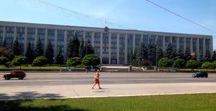 Moldova chisinau Stock Photography