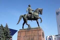 Moldova Chisinau zabytek Kotovsky Obraz Royalty Free