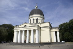 Moldova church Royalty Free Stock Photo