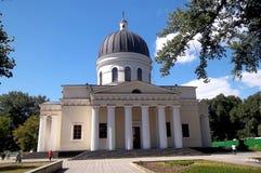 Moldova church Royalty Free Stock Image