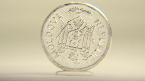 Moldova 5 Leu stock video