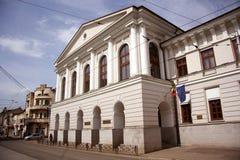 Moldova State Philharmonic in Iasi (Romania) Stock Image