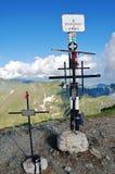 Moldoveanu Peak Royalty Free Stock Image