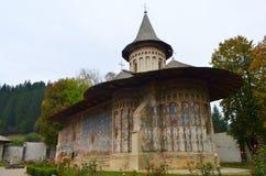 Moldovita monastery Royalty Free Stock Image