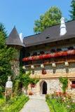 Moldovita Monastery, Suceava County, Moldavia, Ro Royalty Free Stock Photos