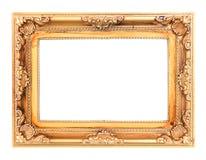 Moldura para retrato antiga Imagens de Stock Royalty Free
