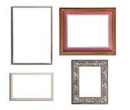 Molduras para retrato Imagens de Stock