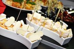 moldy δοκιμή τυριών στο κρασί Στοκ Εικόνες