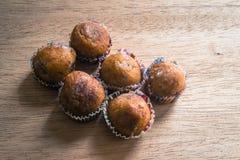 Moldy κέικ φλυτζανιών μπανανών στοκ εικόνες με δικαίωμα ελεύθερης χρήσης