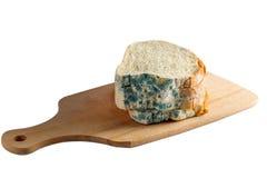 Moldy bread Royalty Free Stock Image