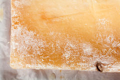 Moldy cheese Royalty Free Stock Images
