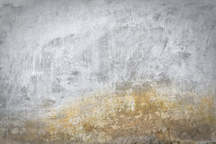 Moldy plaster. Old wall with moldy plaster Stock Photo