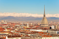 Mole Antonelliana Royalty Free Stock Images