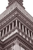 The Mole Antonelliana Building, Turin Stock Photo