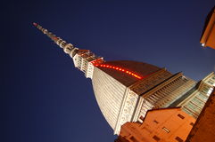 Mole Antonelliana Italy  Royalty Free Stock Images