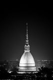 Mole Antonelliana by night Stock Image