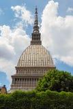 Mole Antonelliana, symbol of Turin Royalty Free Stock Photo