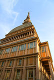 The Mole Antonelliana in Torino Royalty Free Stock Images
