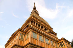 The Mole Antonelliana in Torino Stock Image