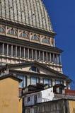 Mole Antonelliana, Torino, Italy. Detail Royalty Free Stock Image