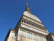 Mole Antonelliana, Turin Stock Photo