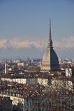Mole Antonelliana, Turin, Italien Stockbilder