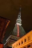 Mole Antonelliana, Turin, Italy Stock Photo