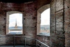Mole Antonelliana, Turin, Italy Royalty Free Stock Images