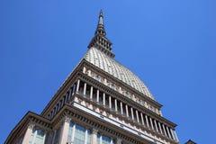 The Mole Antonelliana, Turin, Italy. royalty free stock image