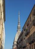 Mole Antonelliana in Turin Stock Image