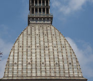 Mole Antonelliana in Turin Royalty Free Stock Images