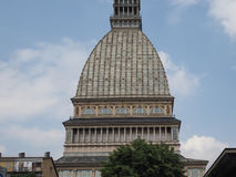 Mole Antonelliana in Turin Royalty Free Stock Image