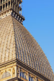 Mole Antonelliana in Turin Stock Image