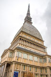 Mole antonelliana Turin tallest buildings in Italy Stock Image