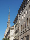 Mole Antonelliana Turin Stock Photo