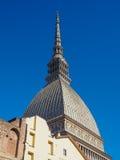 Mole Antonelliana Turin Stock Image