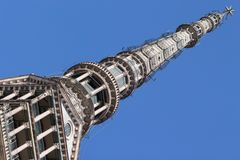 Mole Antonelliana stock photography