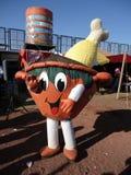 Mole Mascot Royalty Free Stock Photography