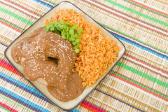 Mole Poblano Royalty Free Stock Photography