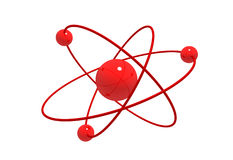 moleculair Royalty-vrije Stock Afbeelding