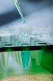 Moleculaire biologie royalty-vrije stock foto's