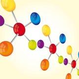 Molecular Royalty Free Stock Photos