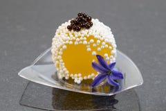 Molecular cuisine royalty free stock photo