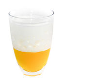 Molecular Mango-Drink Stock Photography