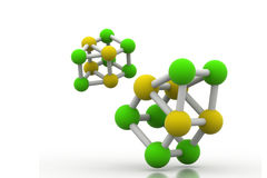 Molecule Stock Photo