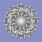 molecule Royalty-vrije Stock Afbeeldingen
